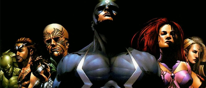 Marvel 2020 movies - Phase Four / Inhumans