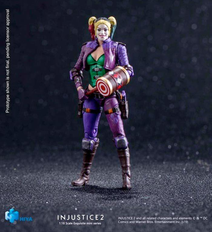Injustice 2 - Harley Quinn Figure