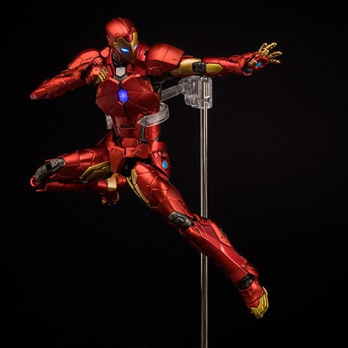 All New Invincible Iron Man Figure