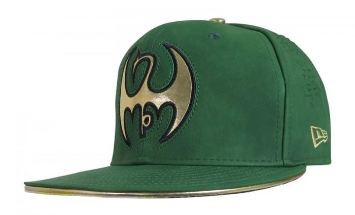 Iron Fist Snapback Hat