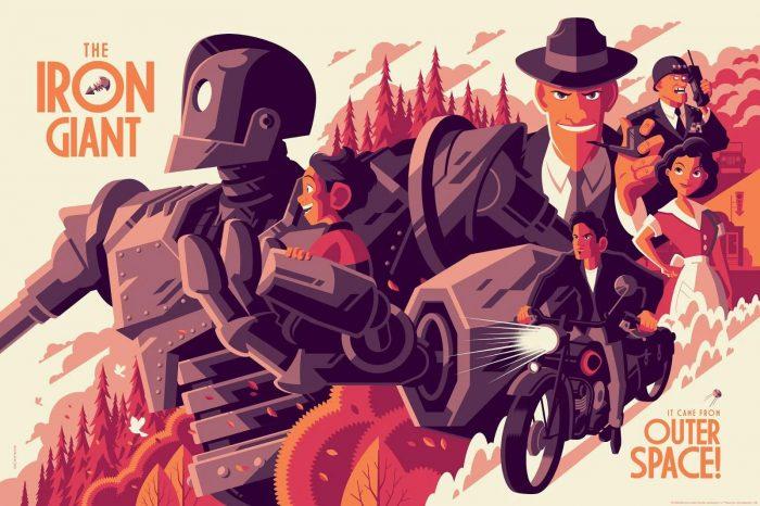 Tom Whalen - The Iron Giant (Regular)
