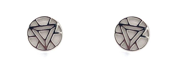 Iron Man Arc Reactor Earrings