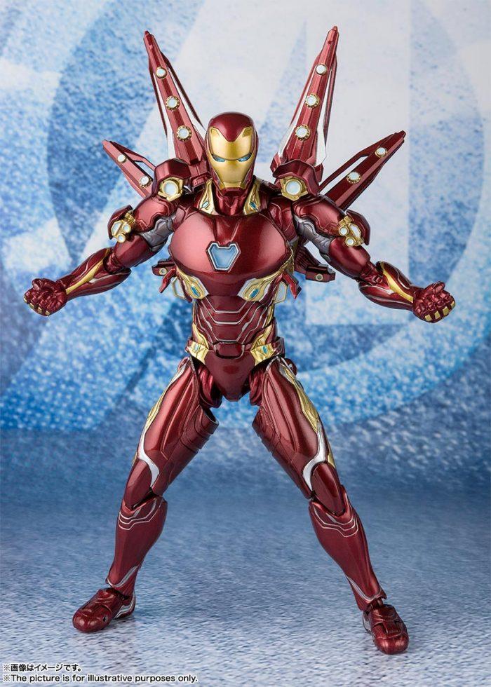 Iron Man - Avengers Endgame SH Figuarts Figure