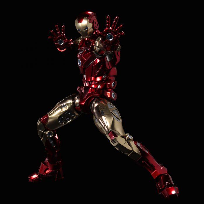 Iron Man Fighting Armor Figure