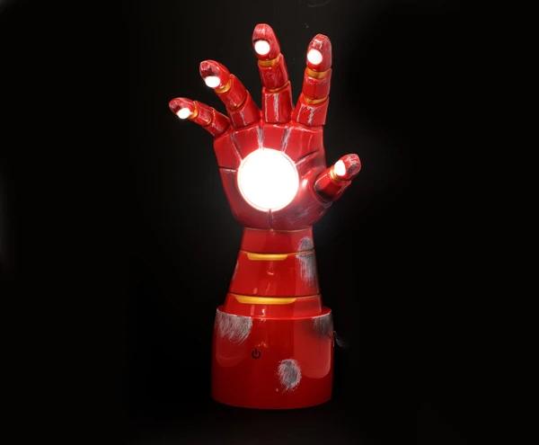 Iron Man Gauntlet Lamp