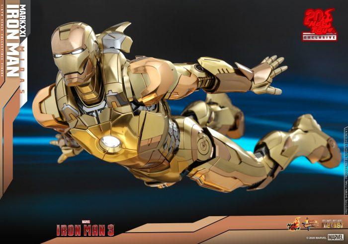 iron Man Midas Armor - Hot Toys