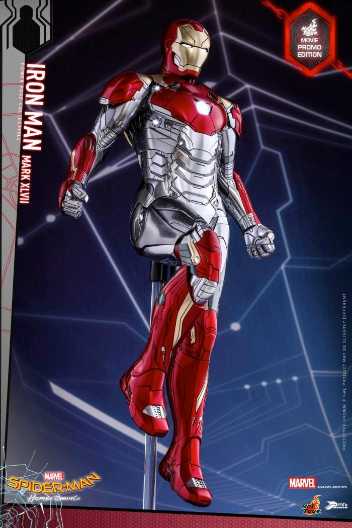Hot Toys - Iron Man - Spider-Man Homecoming