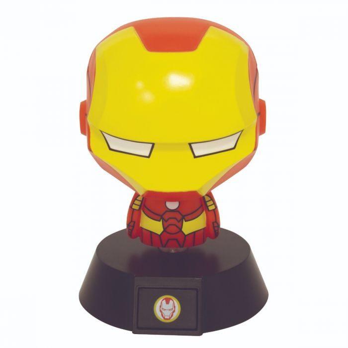 Iron Man Illuminate 3000 Icon Light