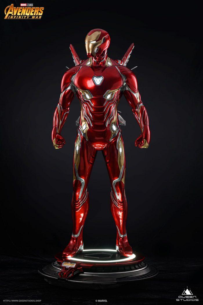 Iron Man - Avengers: Infinity War - Life-Size Statue