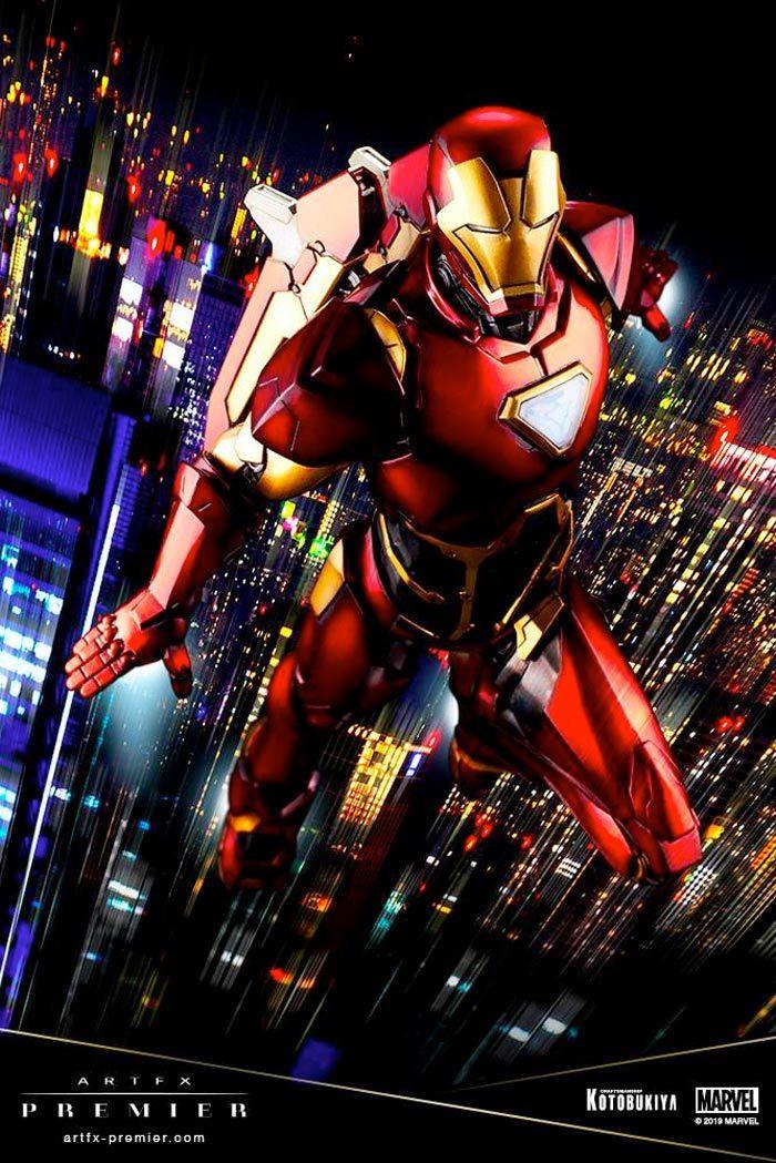 Iron Man ARTFX Premier Statue