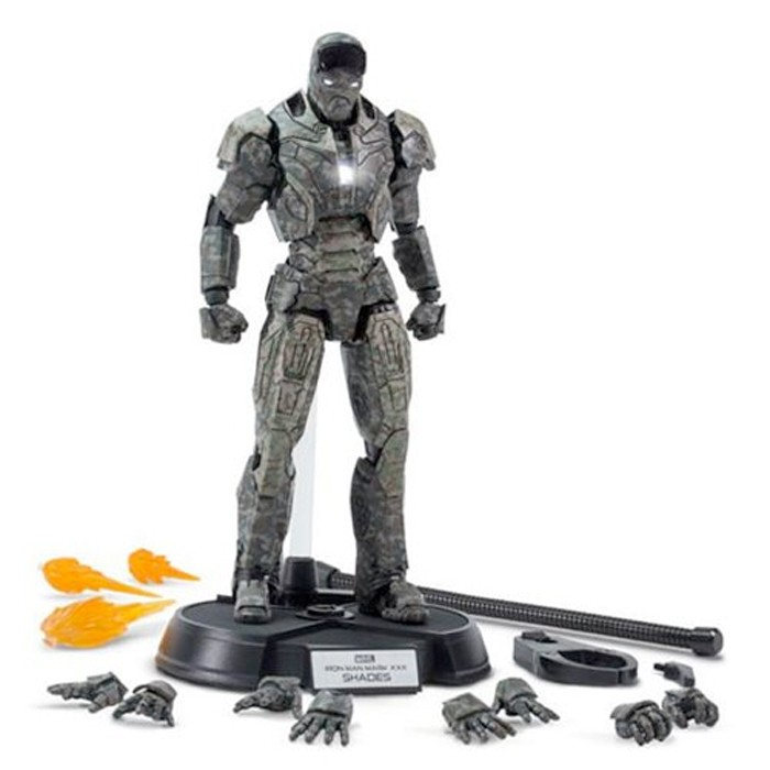 Iron Man Shades Armor Figure