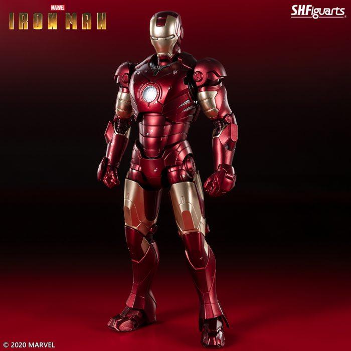SH Figurats - Iron Man Figure