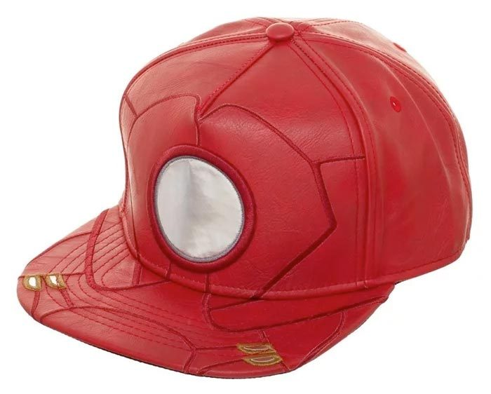 Iron Man Suit Up Snapback Hat