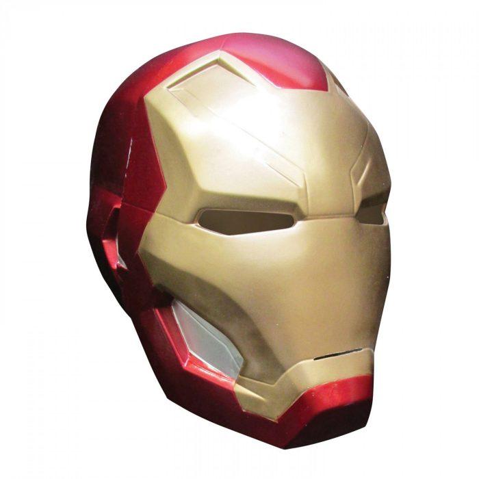 Iron Man - Two-Piece Helmet