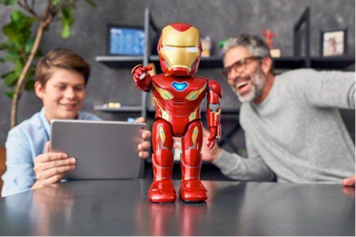 Iron Man UBTECH Robot