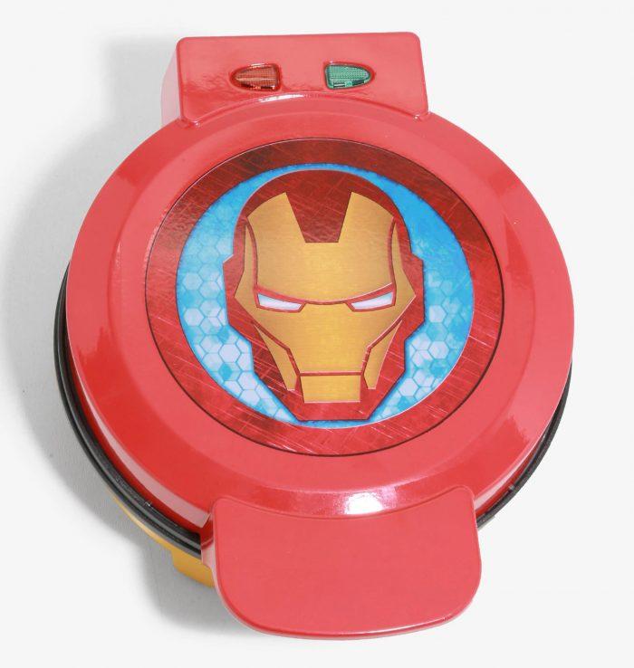 Iron Man Waffle Maker