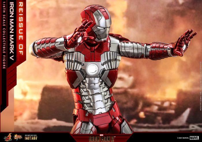 Iron Man 2 - Hot Toys Figure