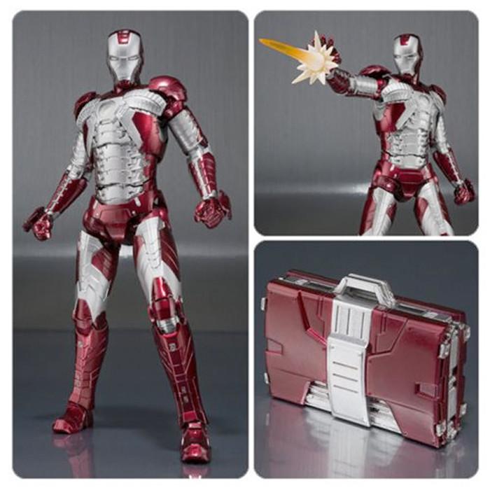 Iron Man 2 SH Figuarts