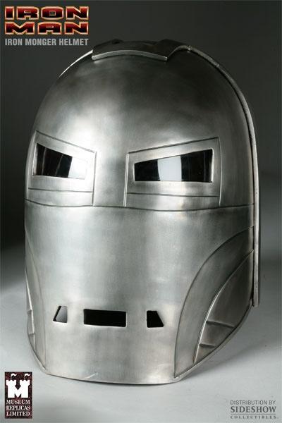 Iron Monger helmet