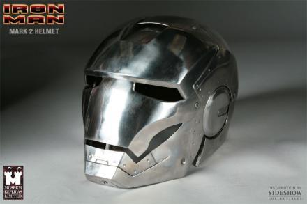 Iron Man Mark II helmet