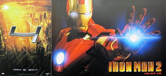 iron man 2 spiderman 4