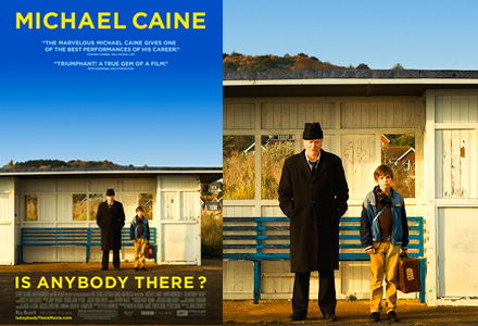 is anybody there poster