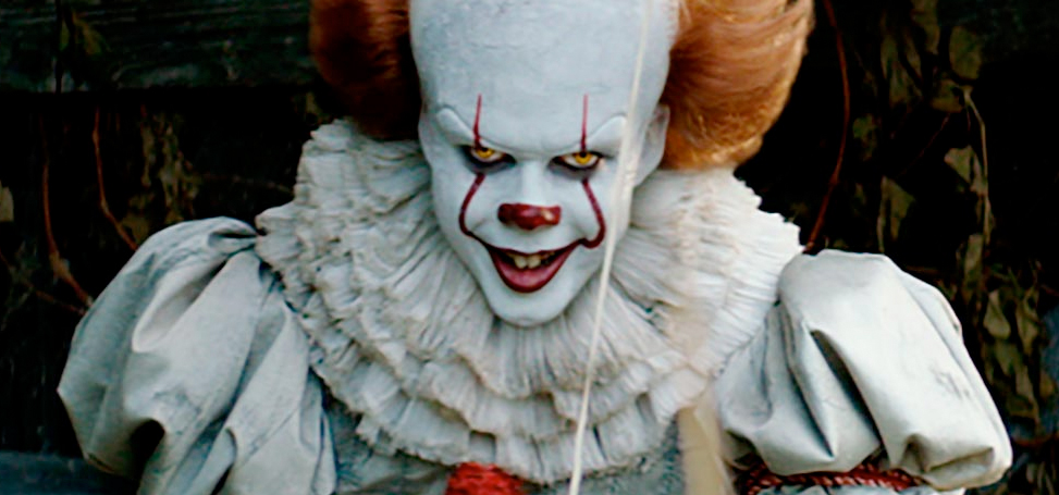 stephen king s it is hurting the clown business