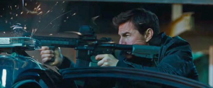 Jack Reacher Never Go Back - Tom Cruise