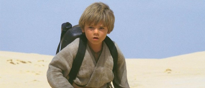 Star Wars Bits Mark Hamill Defends Jake Lloyd New