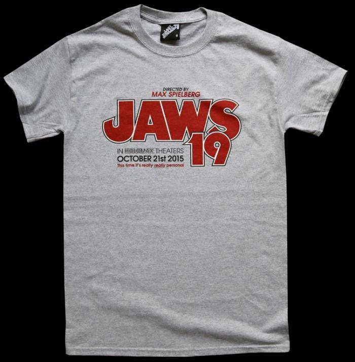 Jaws 19 shirt