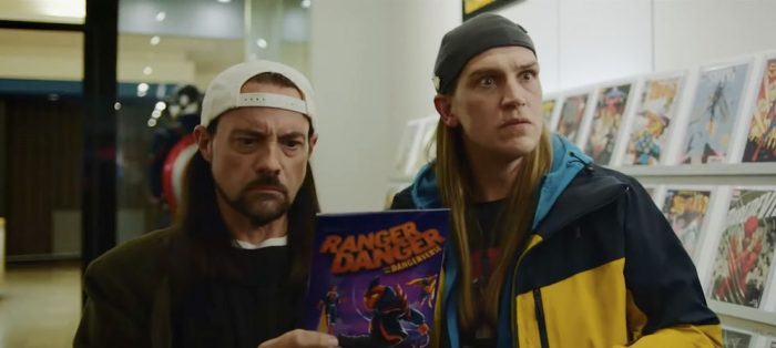 Jay and Silent Bob Reboot Trailer