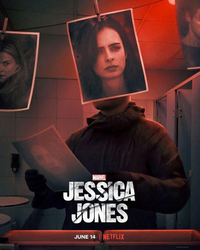 Jessica Jones Season 3 Poster