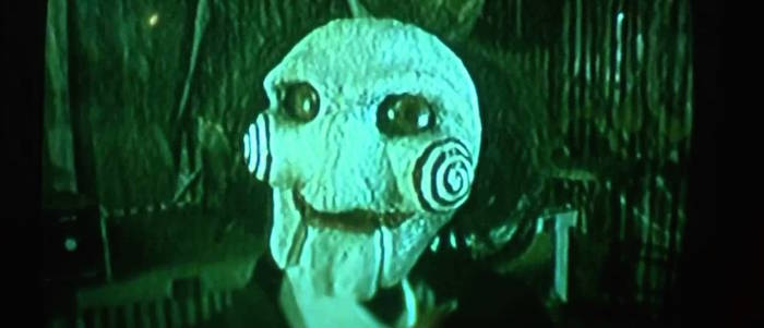 jigsaw first look gaze upon the eighth saw movie