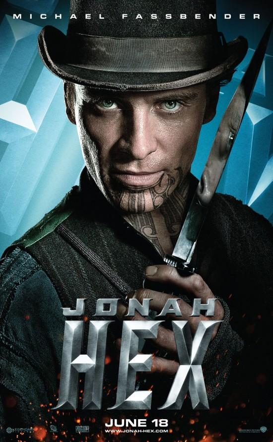 Jonah Hex character banner