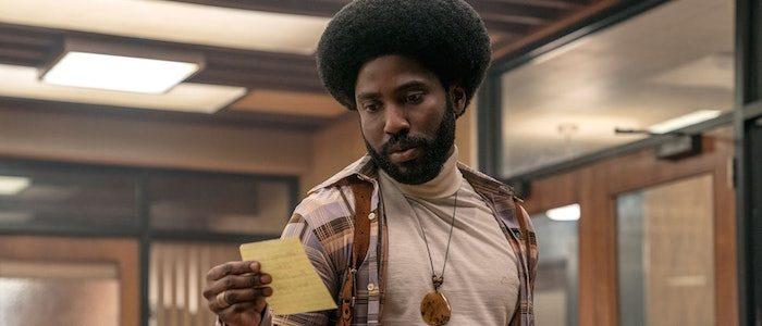 'BlacKkKlansman' Star John David Washington on Working With Spike Lee and Those '70s Costumes