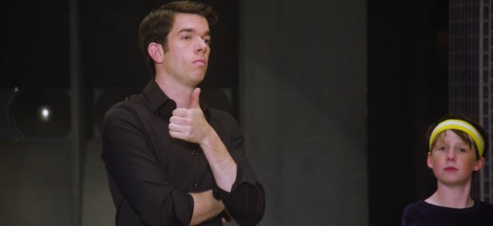 Watch John Mulaney Audition Actors For His Children's Special 'John Mulaney and The Sack Lunch Bunch'