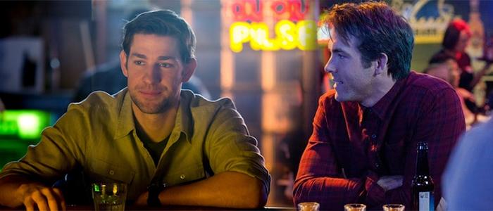 'Imaginary Friends' Brings John Krasinski Back to Comedy Alongside Ryan Reynolds