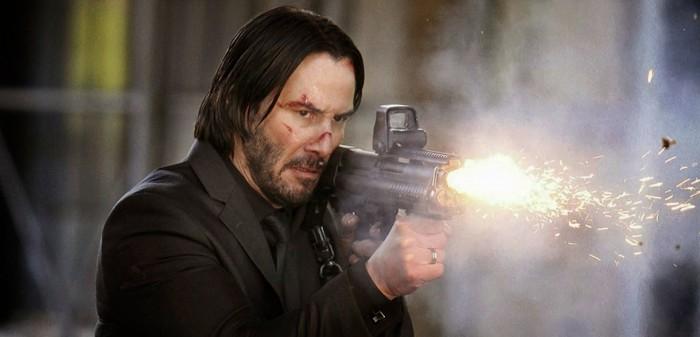 John Wick Honest Trailer - Keanu Reeves