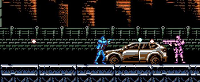 John Wick NES Game