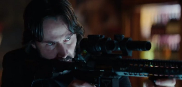 John Wick 2 Trailer Tease