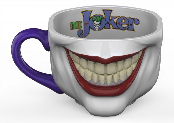Joker Half-Face Mug