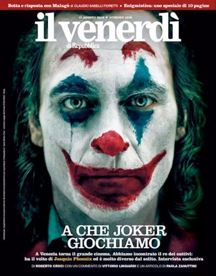 Joker - Magazine Cover