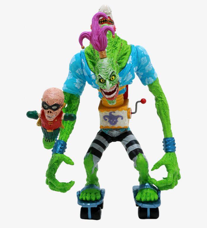 James Groman's Joker Statue