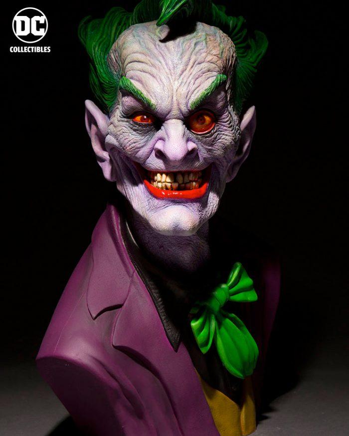 The Joker - Rick Baker Bust