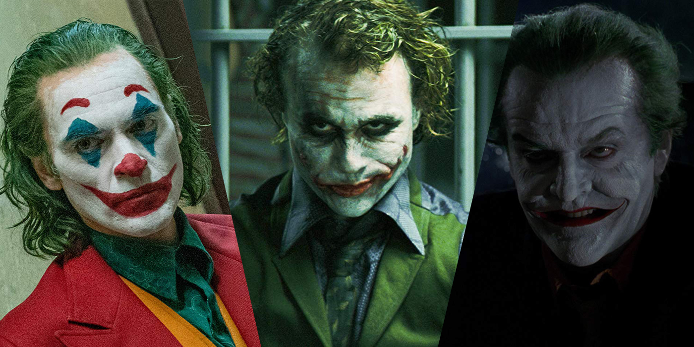 Joker's Wild: Ranking the Cinematic Versions of the Clown Prince of Crime