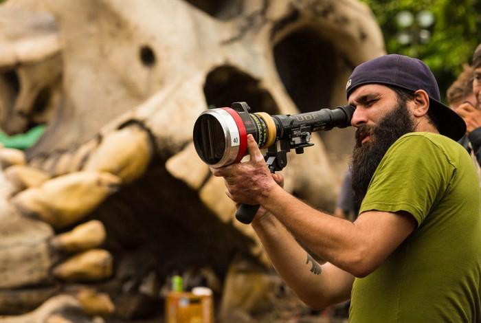 jordan vogt-roberts shooting kong: skull island