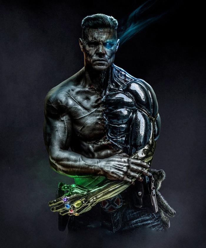 Josh Brolin - Cable and Thanos
