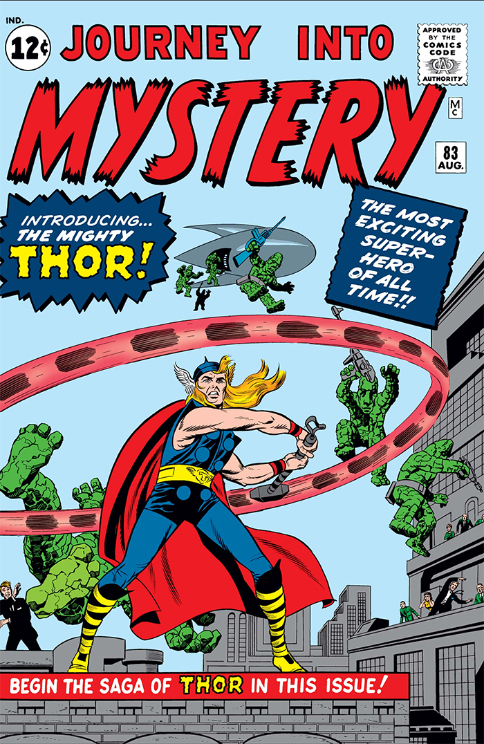 Journey into Mystery - Debut of Thor