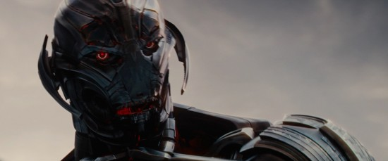 """Ultron: """"there are no strings on me"""""""
