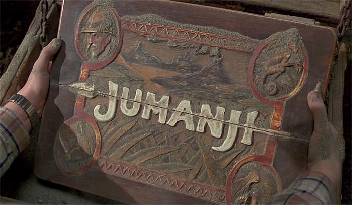 Jumanji reboot